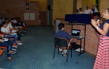 Construyen nueva política pública a favor de discapacitados en Sucre