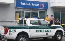 Falso enfermero roba $35 millones en banco de Cesar