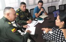 Nacen los frentes de seguridad escolar en Sucre