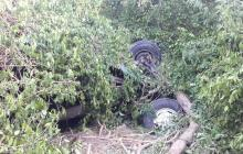 Dos muertos deja accidente en la vía que conduce a Zipaquirá con Ubaté