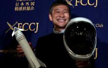 Yusuku Maezawa, el japonés que irá a la luna en el SpaceX