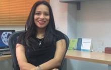 Ximena Mora.