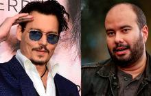 Johnny Depp estará en película de Ciro Guerra