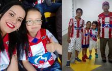 'El Cachaquito', más juniorista que nunca