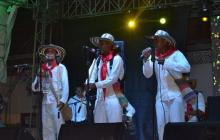 Así arrancó el Festival Nacional de Gaitas en Ovejas