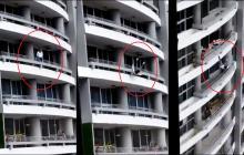 ¡Selfie mortal! Mujer cae de un piso 22 al intentar tomarse una foto en Panamá