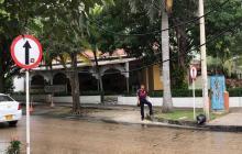 Vecinos reportan cables caídos en el barrio El Prado