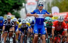 Álvaro Hodeg ganó la quinta etapa de la Vuelta a Turquía