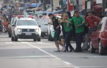 Cuatro asaltantes muertos en robo en el que usaron a 12 rehenes en Brasil