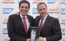 Claro recibió tres certificaciones SAP