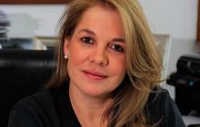 La directora y gerente general de El País, María Elvira Domínguez Lloreda.