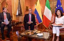 Senado italiano respalda entrega de secuestrados previo a negociación con el Eln, afirma Duque
