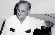 El educador Alberto Assa Anavi (1909–1996), fundador del Instituto Experimental del Atlántico ‹José Celestino Mutis›.