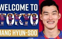 Jang Hyun-soo.