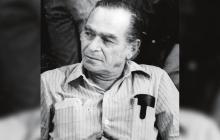 El escritor, columnista y químico-farmaceuta Nachum Schwartz.
