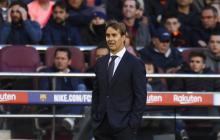 El Real Madrid destituye a Lopetegui