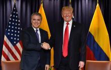 Por segunda vez, Trump aplaza su visita a Colombia