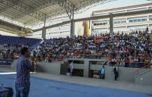 Juan Luis De la Hoz, vocero de los estudiantes, explica por qué se levantaron de la mesa de negociación con el Ministerio de Educación.