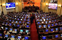 Mininterior radicó mensaje de urgencia para siete proyectos del Congreso