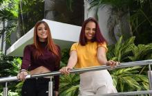 En video | Jeimy y Tany promueven festival Barranquilla canta
