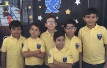 Niños de Barranquilla ganan en Nacional de Robótica