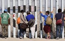 Cerca de 3.200 migrantes llegan a frontera con EEUU, en medio de expresiones de rechazo