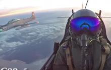 Aviones de las FAC sobrevolarán Barranquilla en la tarde de este lunes