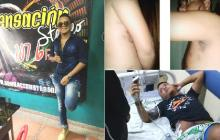 Atacan a puñal a locutor en Soledad y Policía detiene a su agresor