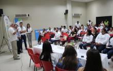 Empresarios y comunidad se comprometen a trabajar por el medio ambiente en Soledad