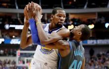 La NBA multa  a Kevin Durant