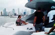 Kate del Castillo seguirá grabando en Cartagena hasta el viernes