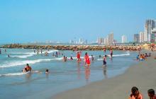 Las playas, uno de le los atractivos de 'La Heroica'.