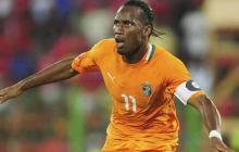 El exinternacional costamarfileño Didier Drogba.