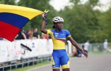 Colombia lidera Panamericano de patinaje de carreras en México