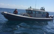 La Armada Nación anunció que desde ayer está buscando una lancha reportada como desaparecida tras zarpar de Isla Grande, ubicada en la zona insular de Cartagena.