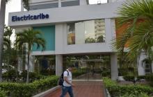 Sede de Electricaribe en el norte de la ciudad de Barranquilla.
