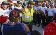 La Policía estará 'Más cerca del ciudadano' en mes de diciembre