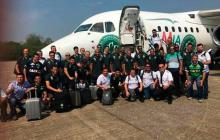 Familiares del vuelo del Chapecoense acceden a fondo de asistencia de aseguradora