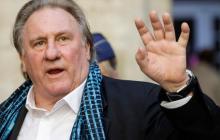 Gérard Depardieu fue interrogado por violación