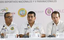 Aceleran la plata para escenarios o se aplazan: Gobernación sobre Juegos Nacionales 2019