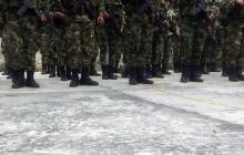 Fuerzas Militares entregan informe de uniformados víctimas ante la JEP