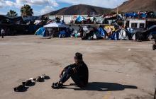 Caravana migrante se disuelve en noroeste de México sin cruzar a EEUU