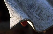Asbesto. Imagen de referencia.
