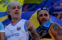 Rafael Di Zeo (izquierda).