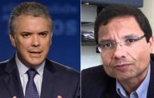 Presidente Duque pide a Torrijos aclarar escándalo sobre doctorado con la U. del Rosario