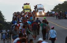 Una mujer fallece en ataque a migrantes centroamericanos en México