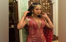 En video | Así vistió Beyonce en una de las pre-bodas más lujosas de India