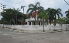 Esquina de la calle 70 con carrera 60, donde está la Casona del Prado.