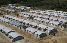 En marzo se entregan 216 casas en Juan de Acosta