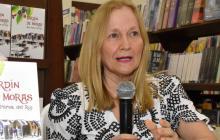 Presentación en Cartagena del libro 'Jardín de Moras', de Alba Pérez del Río